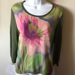Anthropologie Sweaters - Anthropologie Guinevere Knit Sweater Top